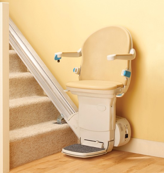 Simplicity+ straight stairlift